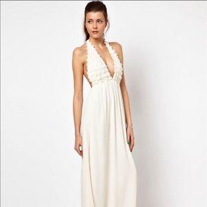 Dresses & Skirts - For Love & Lemons Daisy Detail Maxi